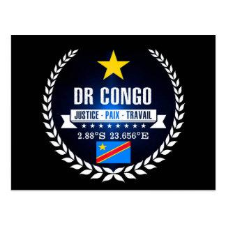 DR Congo Postcard