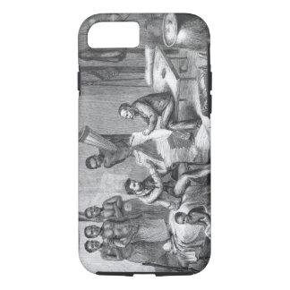 Dr. David Livingstone (1813-73) and Mr. Henry Mort iPhone 7 Case