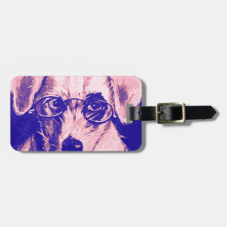 Dr. Dog Luggage Tag