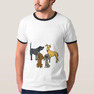 DR- Dog Walking Buddies T-shirt