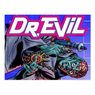 Dr. Evil Post Card