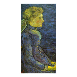 Dr Gachet by Vincent van Gogh Personalised Photo Card