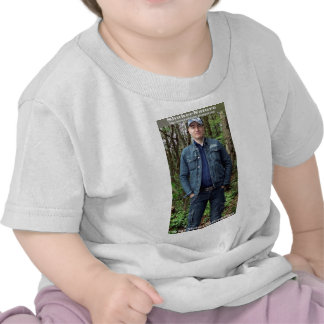 Dr Karl Shuker on Cannock Chase - ShukerNature Tee Shirts