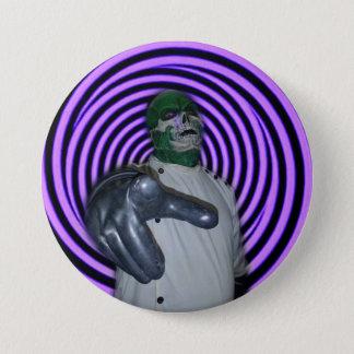 DR. MORTOSE Hypno-Ray 7.5 Cm Round Badge