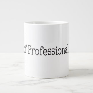DR of Professional Studies Jumbo Mug