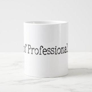 DR of Professional Studies Jumbo Mug