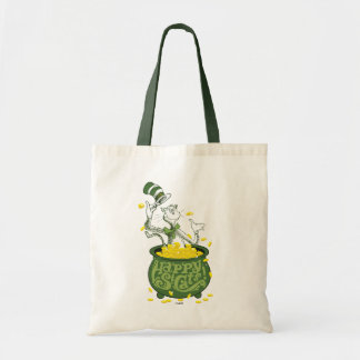 Dr. Seuss | Cat in the Hat - Happy St. Cat's! 2 Tote Bag