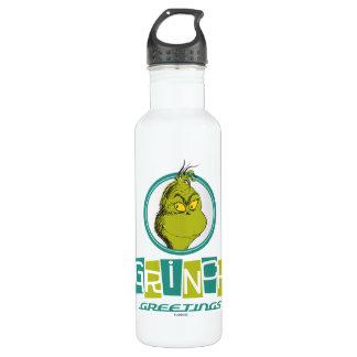 Dr. Seuss   Grinch Greetings 710 Ml Water Bottle