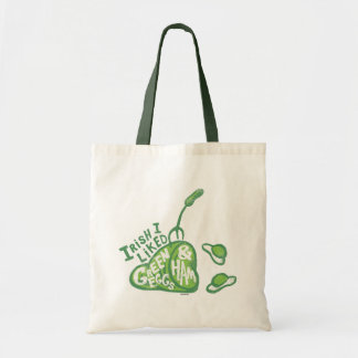 Dr. Seuss | Irish I liked Green Eggs & Ham 2 Tote Bag