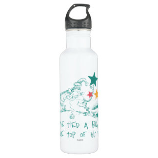 Dr. Seuss   The Grinch and Max 710 Ml Water Bottle