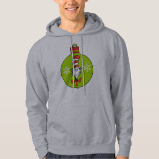 Dr Seuss | The Grinch | Classic The Cat in the Hat Hoodie