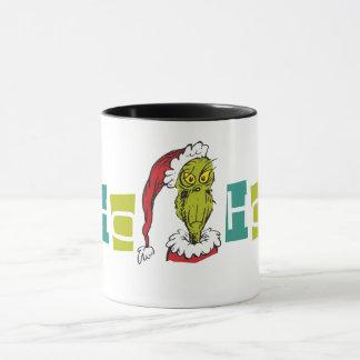 Dr. Seuss | The Grinch - Ho Ho Ho Mug