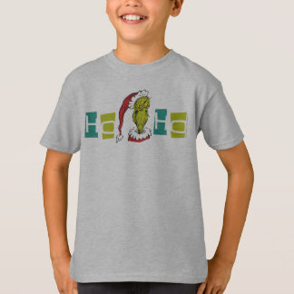 Dr. Seuss | The Grinch - Ho Ho Ho T-Shirt