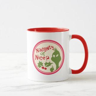 Dr. Seuss | The Grinch - Naughty or Nice? Mug