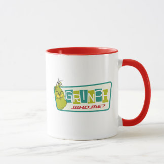 Dr. Seuss | The Grinch - Who Me? Mug