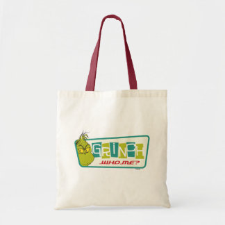 Dr. Seuss | The Grinch - Who Me? Tote Bag