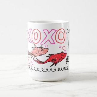 Dr. Seuss Valentine | XOXO Coffee Mug