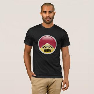 Dr. Social Media Excited Turban Emoji T-Shirt