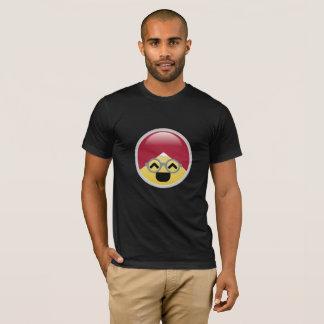 Dr. Social Media Joyful Turban Emoji T-Shirt