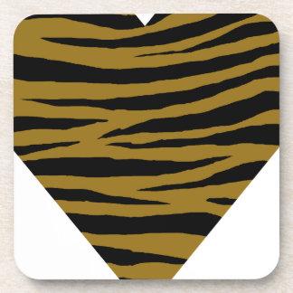 Drab Tiger GH Beverage Coasters