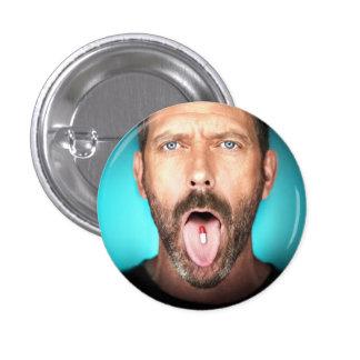 Drachma House 3 Cm Round Badge