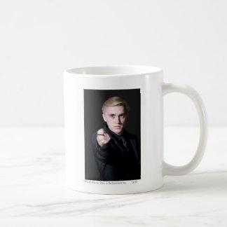 Draco Malfoy 2 Classic White Coffee Mug