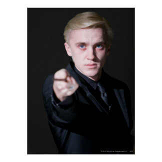 Draco Malfoy 2 Print