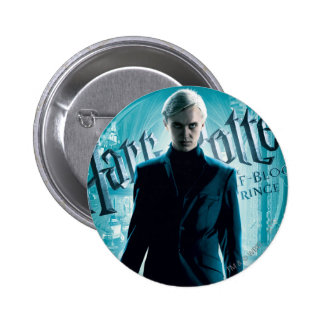 Draco Malfoy 6 Cm Round Badge