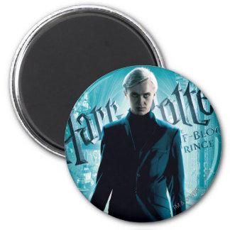 Draco Malfoy 6 Cm Round Magnet