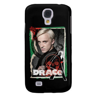 Draco Malfoy 6 Samsung Galaxy S4 Covers