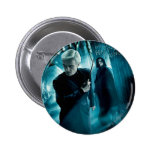Draco Malfoy and Snape 1 Button
