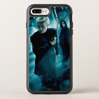 Draco Malfoy and Snape 1 OtterBox Symmetry iPhone 8 Plus/7 Plus Case