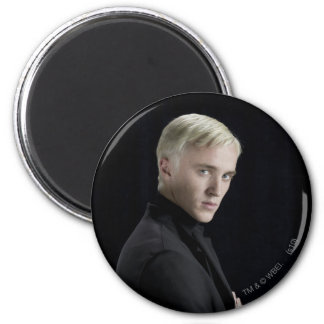 Draco Malfoy Arms Crossed 6 Cm Round Magnet