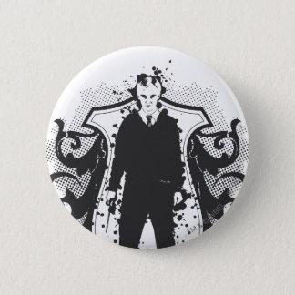 Draco Malfoy Dark Arts Design 6 Cm Round Badge