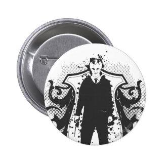 Draco Malfoy Dark Arts Design Pins