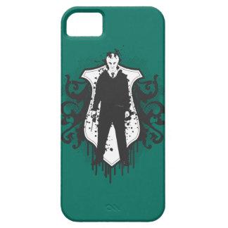 Draco Malfoy Dark Arts Design iPhone 5 Cover