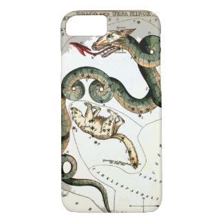 DRACO Star Cluster map of the Heavens iPhone 7 Case