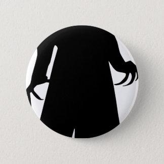 Dracula 6 Cm Round Badge
