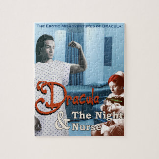 Dracula and the night nurse jigsaw puzzle