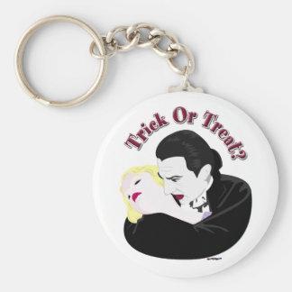 Dracula, Trick Or Treat? Key Chains