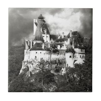 Dracula's Castle, Transylvania Tile