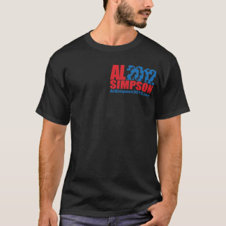 Draft Al - black t-shirt