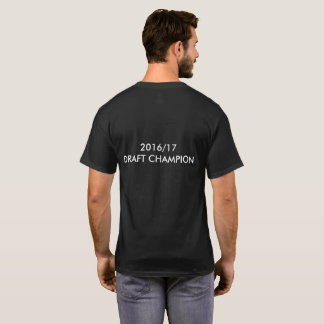 Draft Fantasy 2017/18 Champion T-Shirt