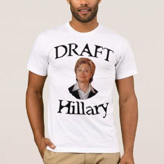 Draft Hillary Clinton T-Shirt