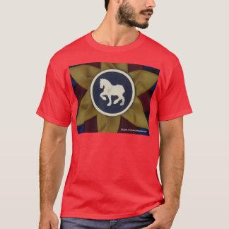 Draft Horse Rosette T-Shirt