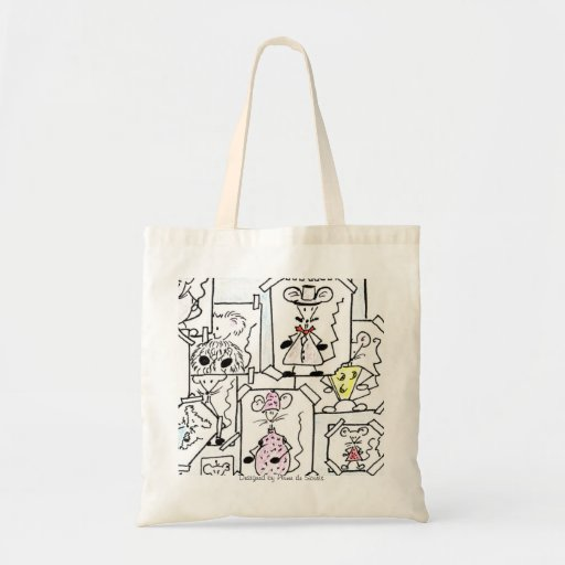 DRAFTS MOUSE PASTEL BAGS