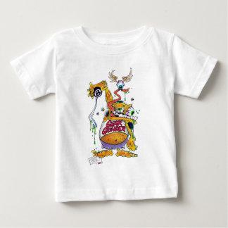 Drag Daddy presents Gear Grinder 9000 Baby T-Shirt