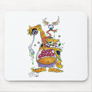 Drag Daddy presents Gear Grinder 9000 Mouse Pad