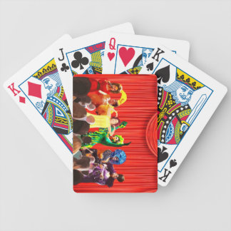 Drag Queens Bicycle Playing Cards