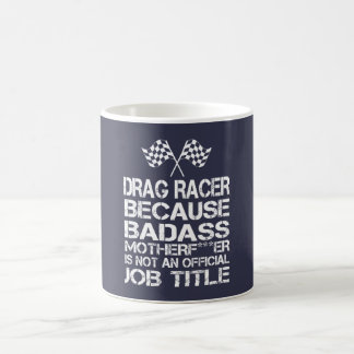 Drag Racer Coffee Mug